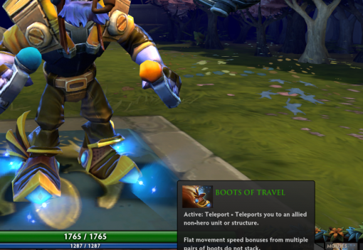 Dota 2 30th May Patch – Content Analysis