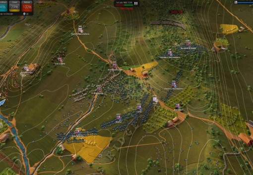 Ultimate General: Gettysburg Early Access Review