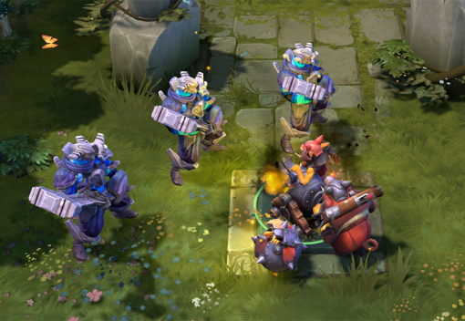 Dota 2 4th September Patch – Content Analysis
