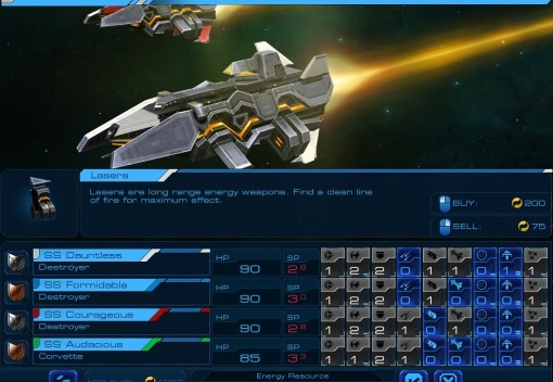 Sid Meier's Starships Review