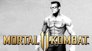 Mortal Kombat 11: Johhny Cage revealed