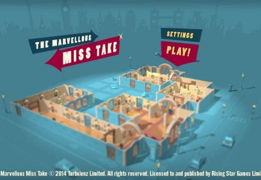 The Marvellous Miss Take Review