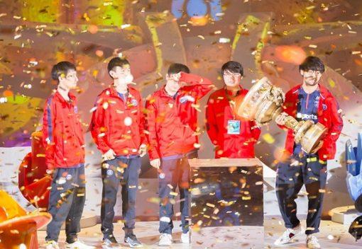 Xuan Li – LGD Gaming – Collaboration between traditional sports and esports