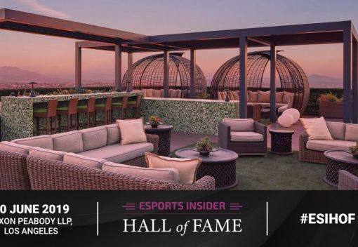 Five reasons to attend the Esports Insider Hall of Fame 2019